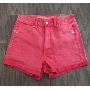 American Eagle SKY HIGH SHORTIES Jean Short